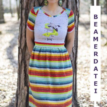 Americut-Dress Damenkleid in den Größen 32-50 BEAMERDATEI